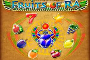 Онлайн слот Fruits Of Ra