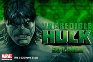 Онлайн слот Incredible Hulk