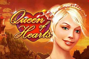 Онлайн слот Queen Of Hearts