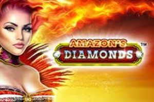 Онлайн слот Amazons Diamonds